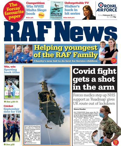RAF News 17 Apr 2020 Issue